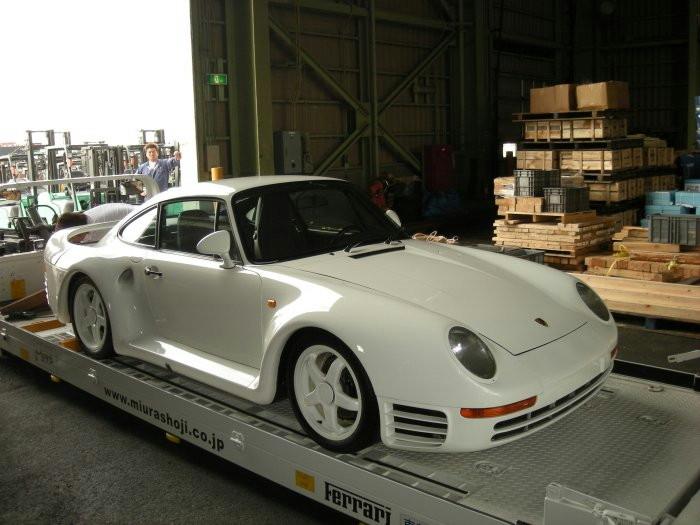 Porsche 959 Prototype 067